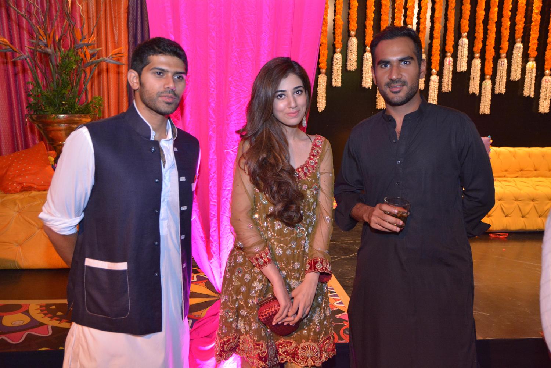 Hasan, Maira and Murtaza