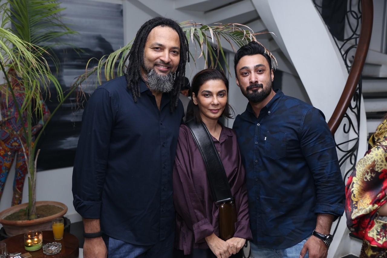 Immu, Nabila & Umair Jaswal