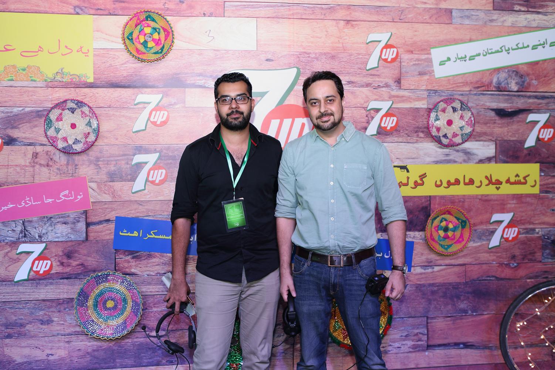 Kumail & Sarfraz