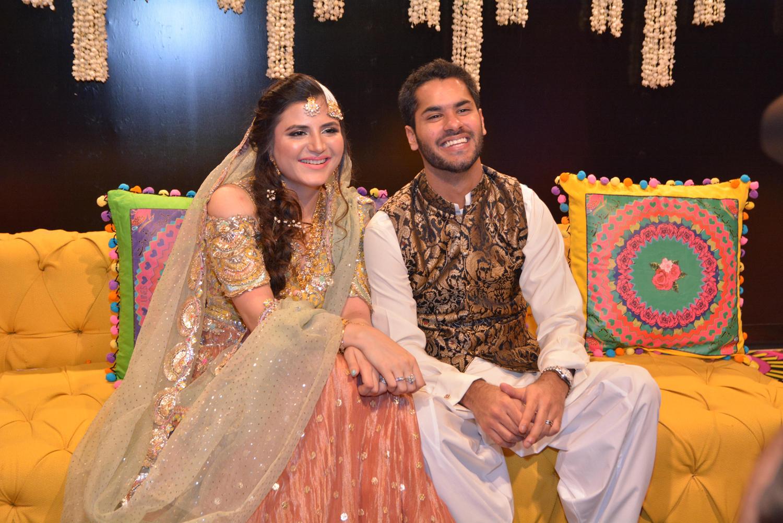Mahnoor and Umer