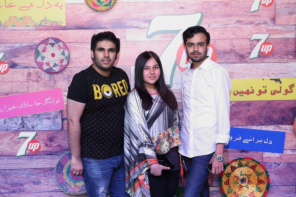 Momin , Iman and Murtaza