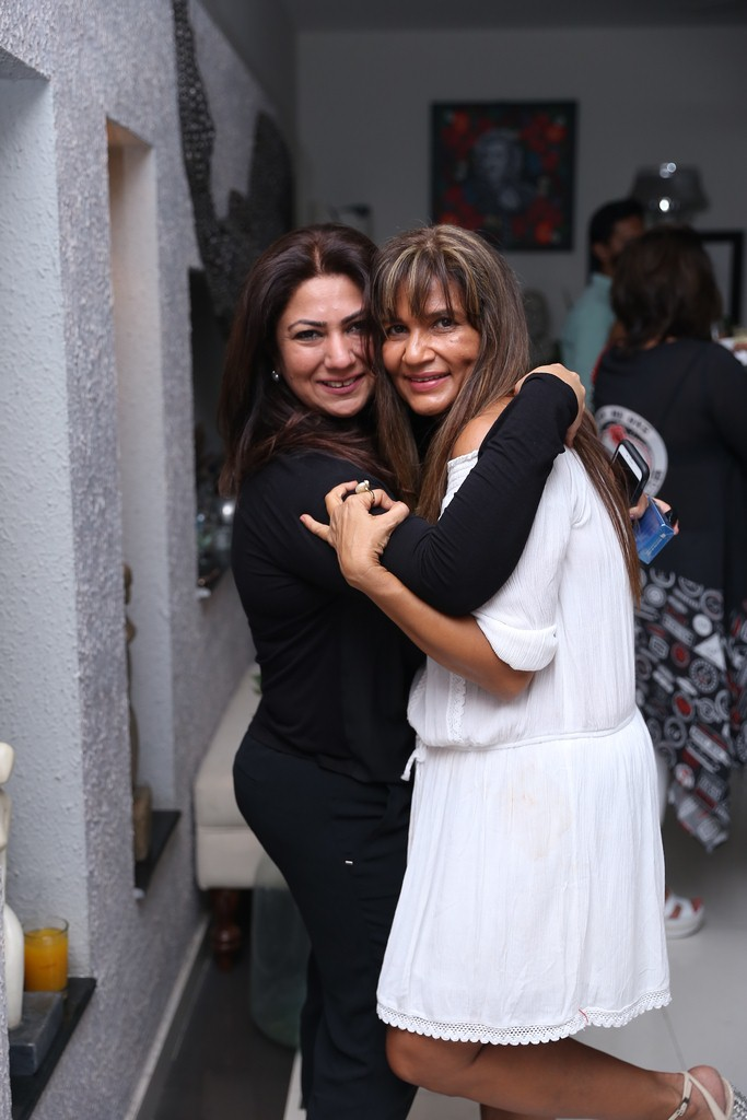 Rukayya Adamjee & Frieha Altaf