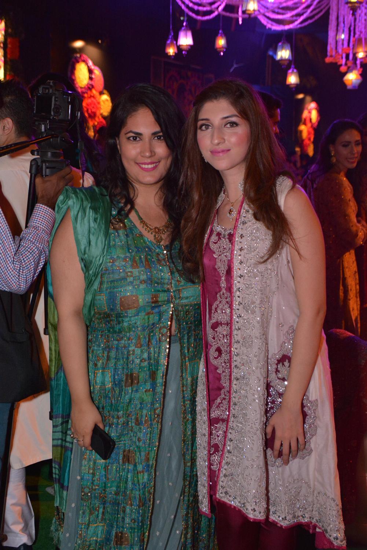 Sana and Maham