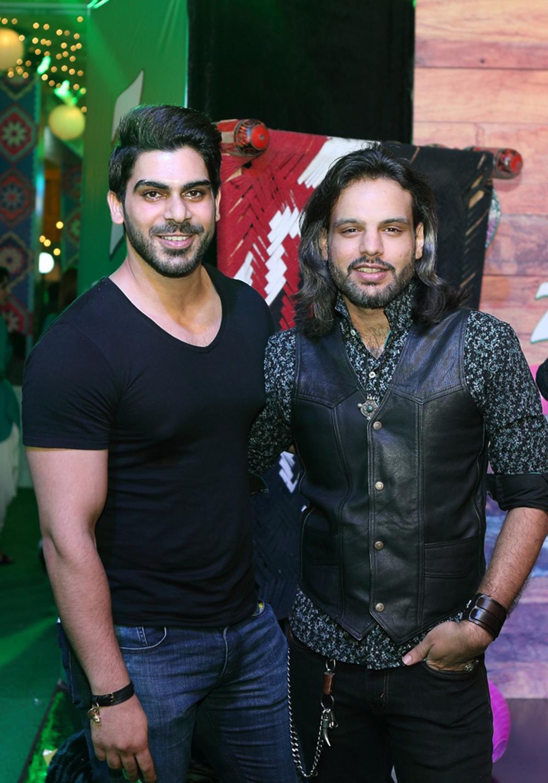 Waleed and Noman Javed