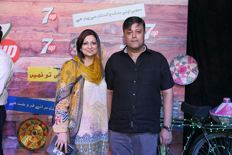 Zainab and Jahanzeb