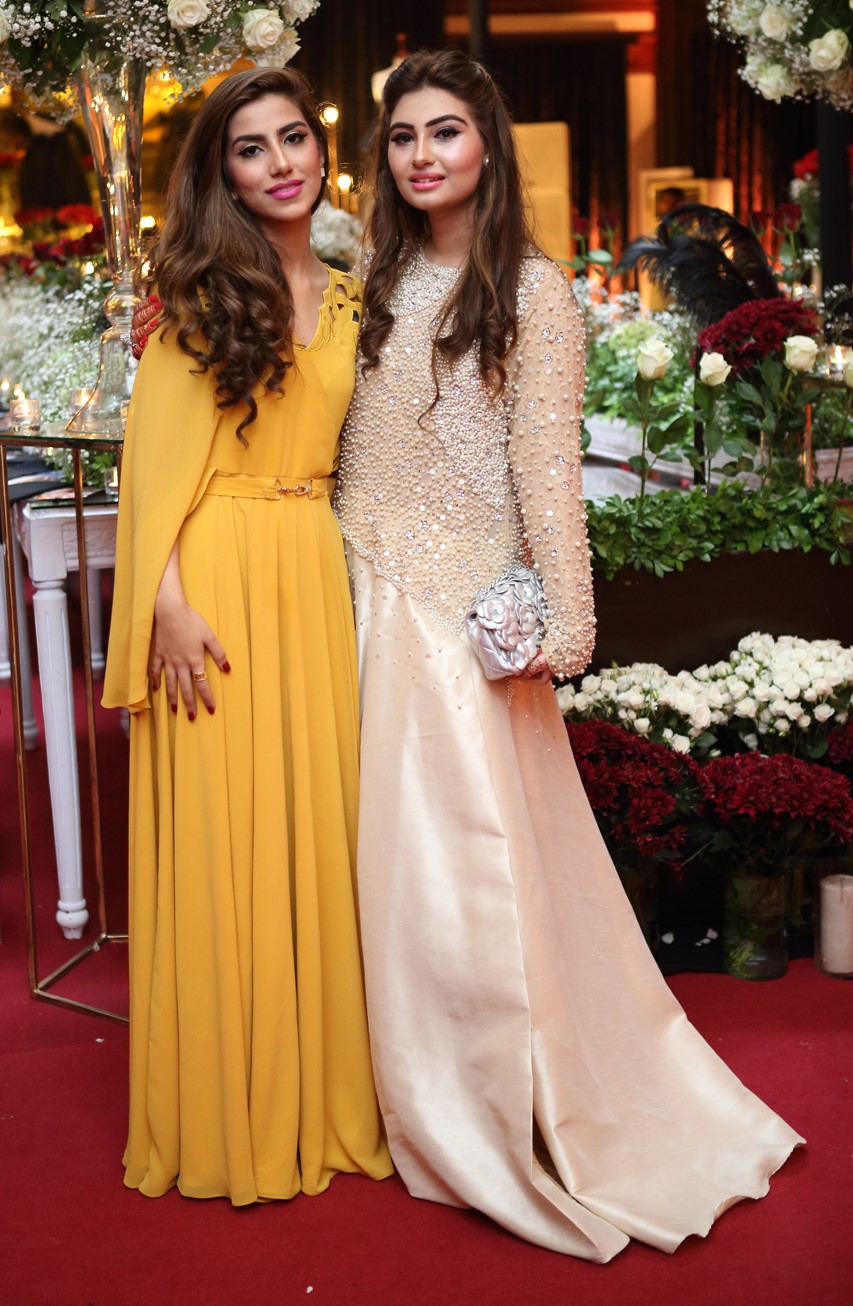 Aiza Alvi and Noor Jahan Azain