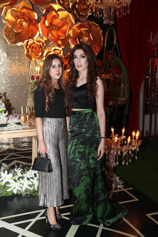 Alishay and Anna Jawad