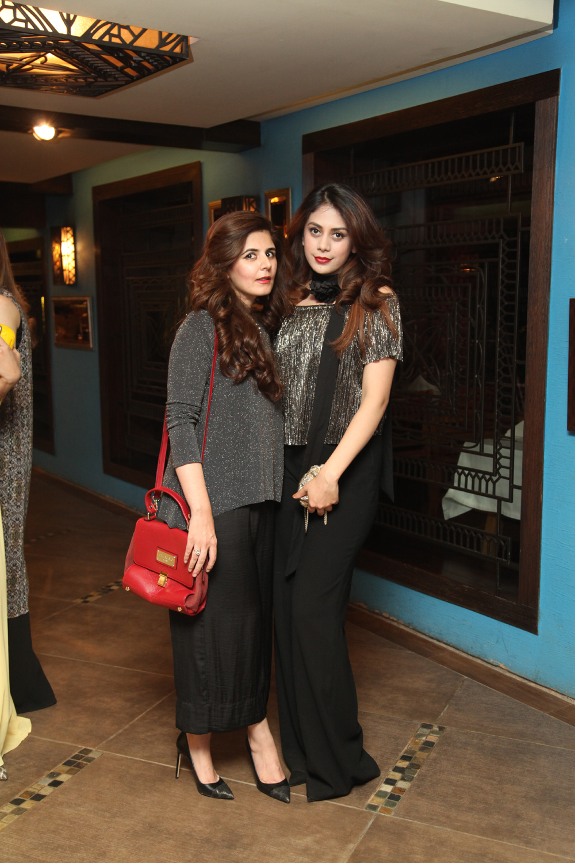 Ammara and Neelam Waqas