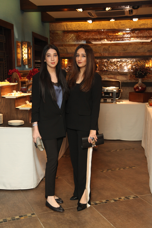 Anam and Zainab Sufi