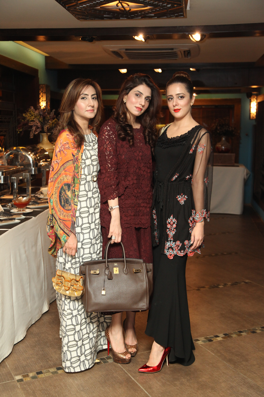 Gohar, Mariam and Zahra Naveed