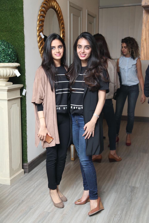 Iman and Sahar