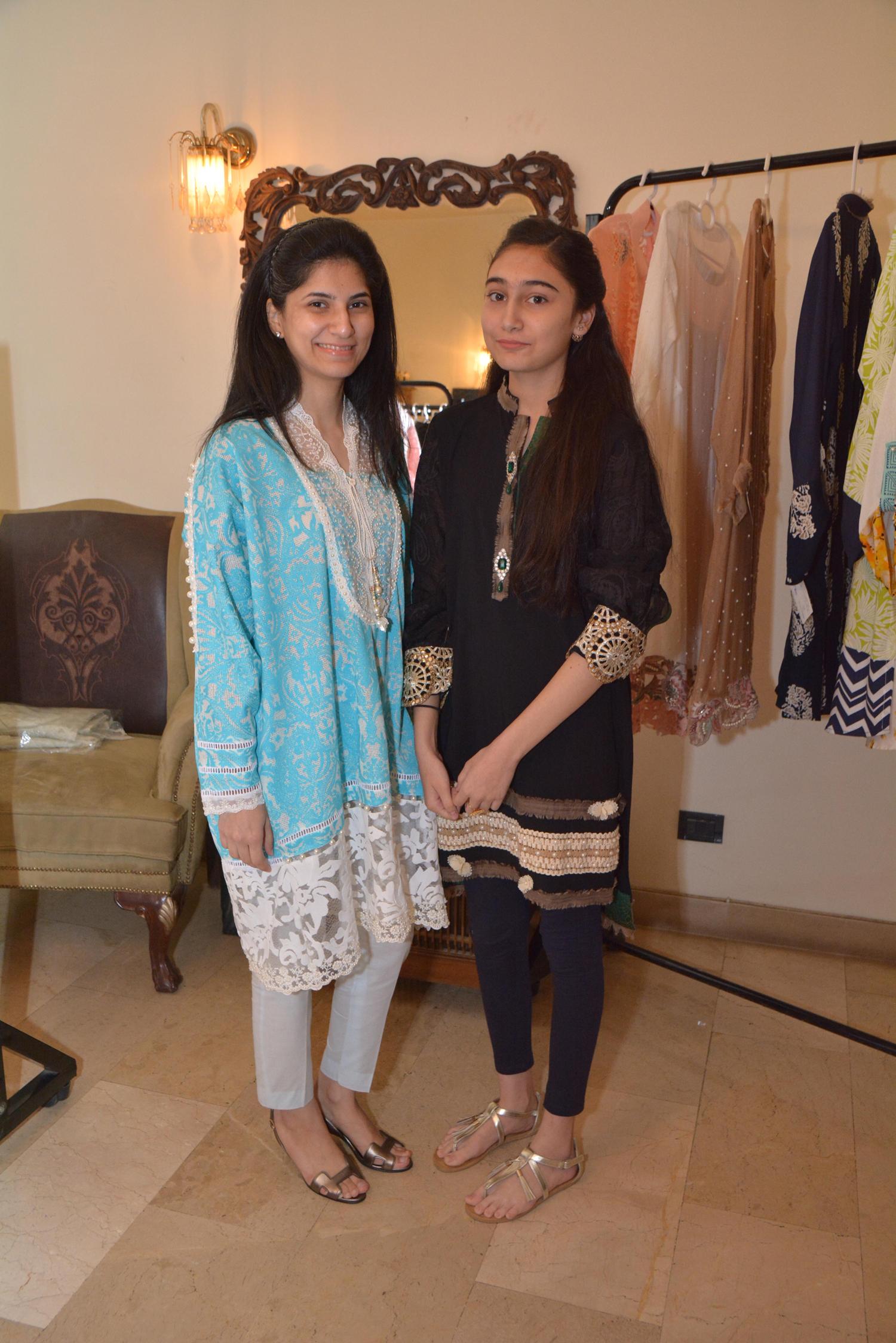 Safa and Bisma