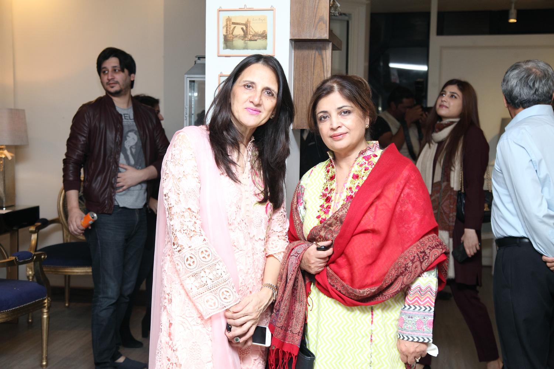 Shahnaz and Rahila