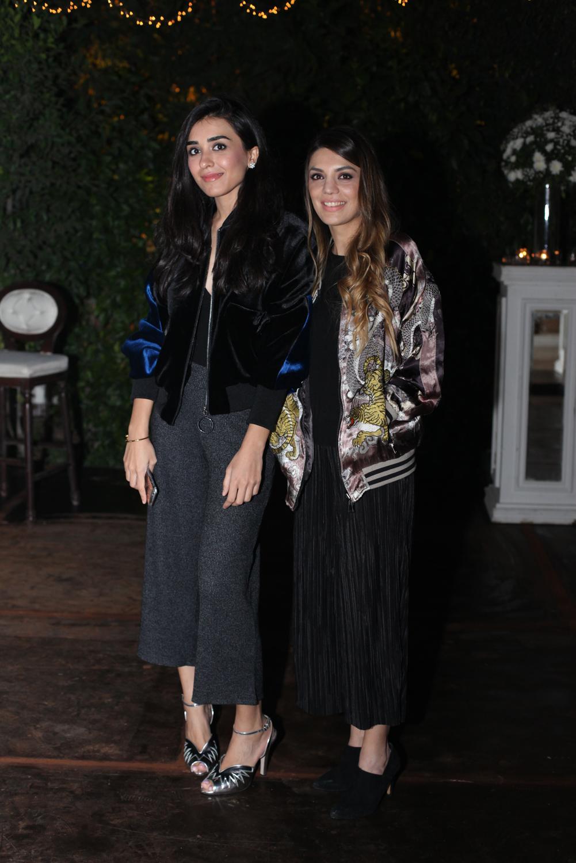 Zainan Gardezi and Leena Ghani
