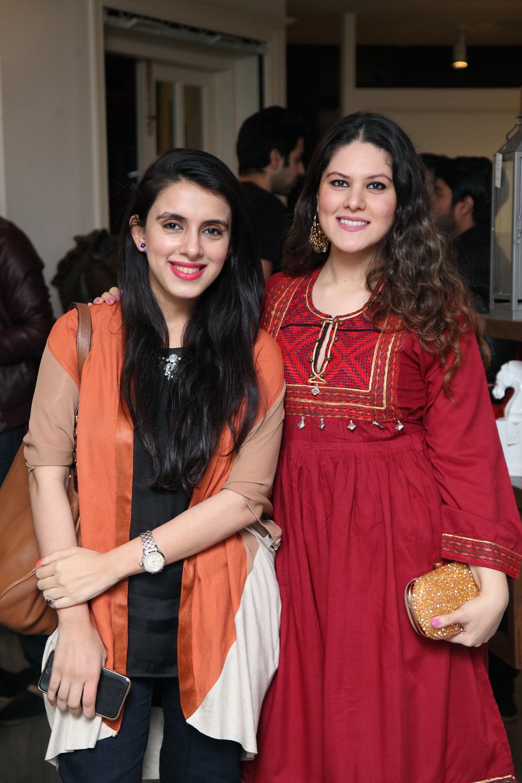 Mariam and Purniya Awam