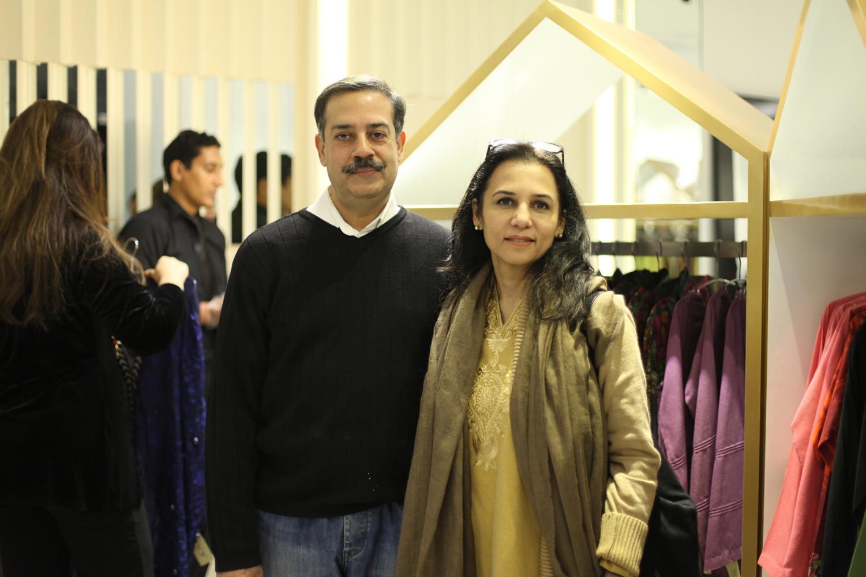 Abrar and Ayesha