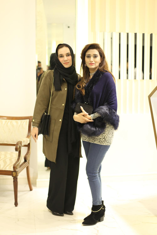 Komal and Dr Ghazala