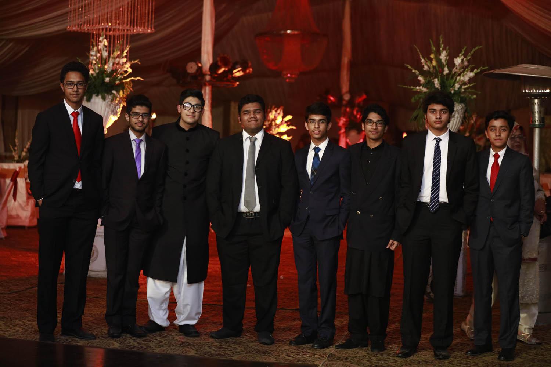 Abdullah, Muneem,Essa, Sarim,Sannan, Faizan,Huzaifa and Hamza