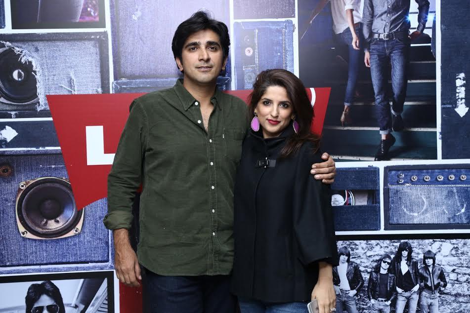Ali Hamza and Nafisa