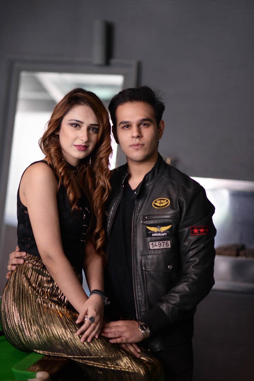 Aliha Chaudry and Shanzer
