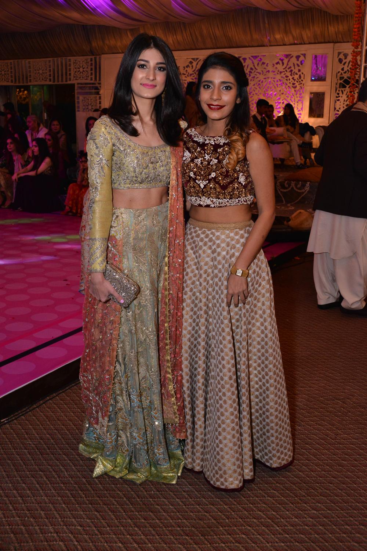 Alishay Adnan and Samiya Ansari
