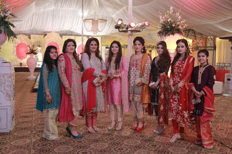 Haleema,fatima, Ayesha,MAriam, Zainab,Maham, Hira,Khadija