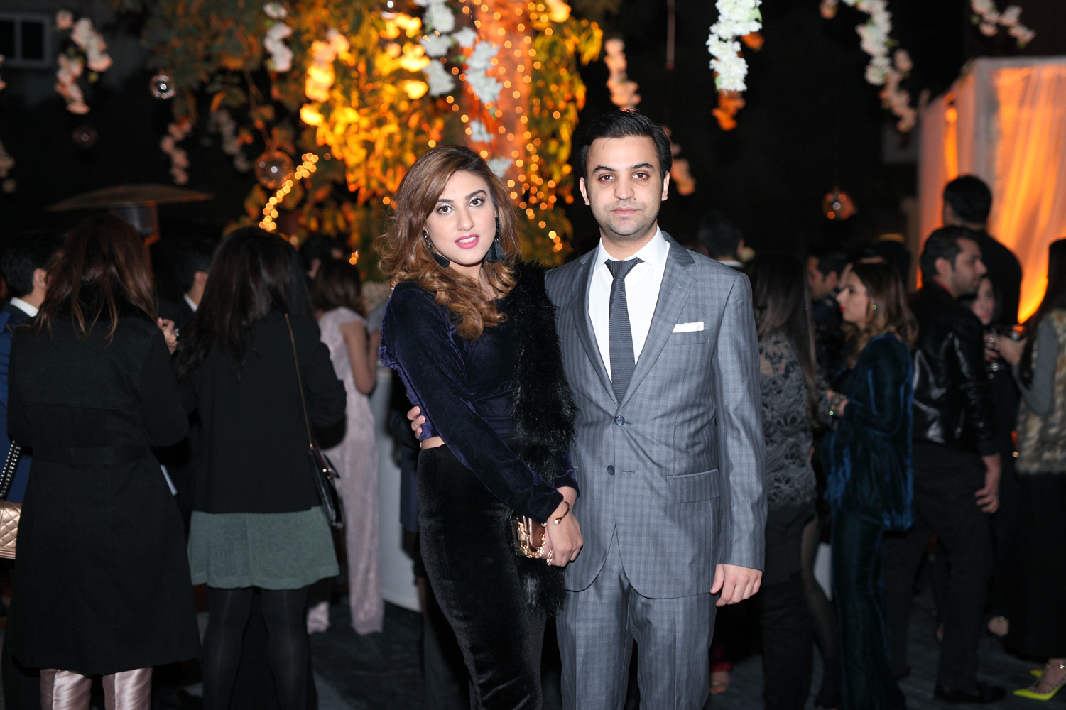 Nimrah Khokhar and Khurram Shafiq