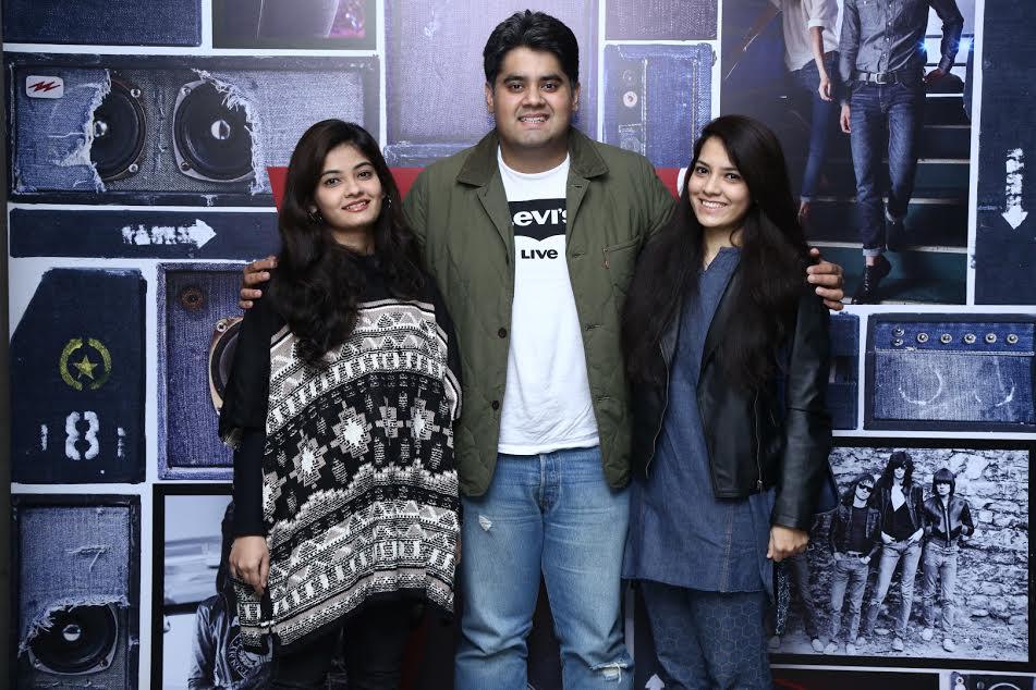 Maha, Hammad and Rida