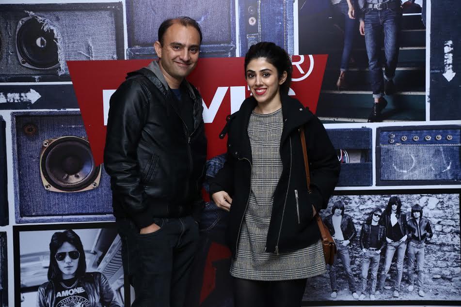 Marya and Ahmed