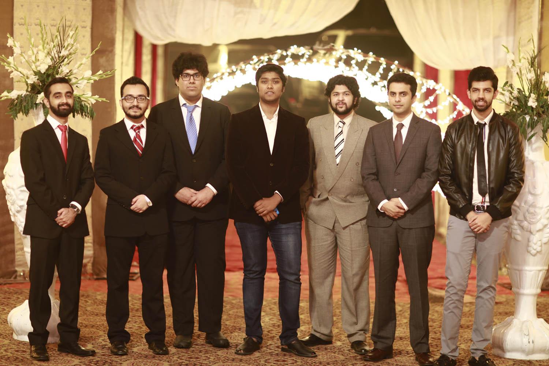 Mohid,Usman, Taimoor,Saad, Ashar, Hamza, and Jehanzeb