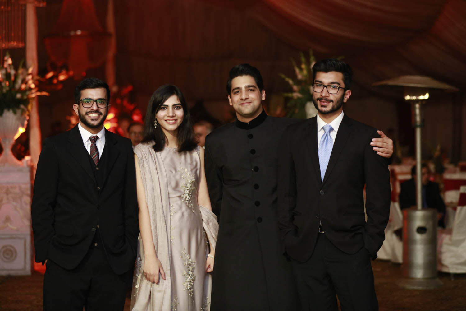 Rafi,wafa,Mussa and Hashim