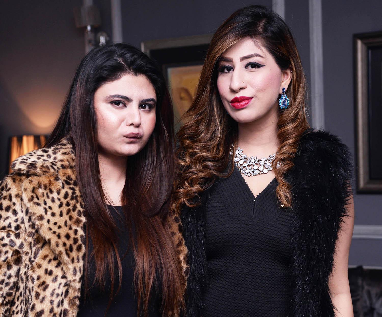 Risham and Faryal
