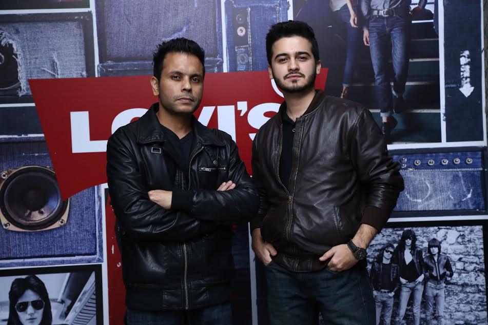 Salman Albert and Hamza Malik
