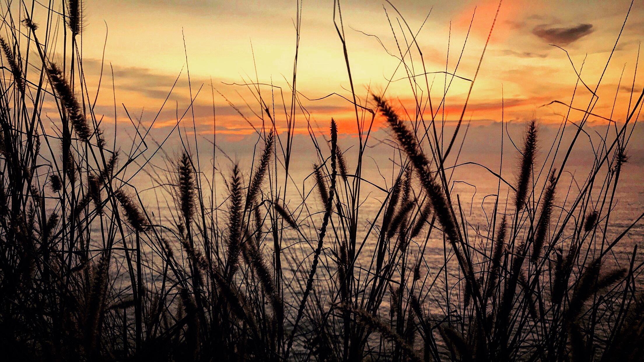 Sunset at Phuket Island