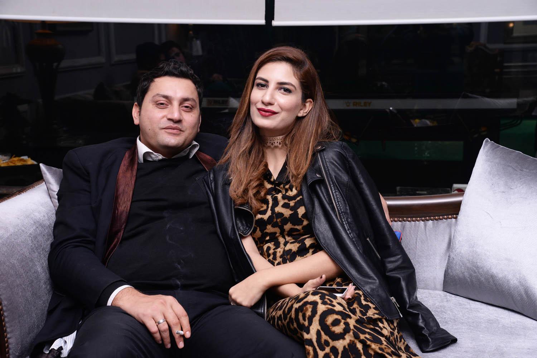 Yasir and Jaweria Yasir