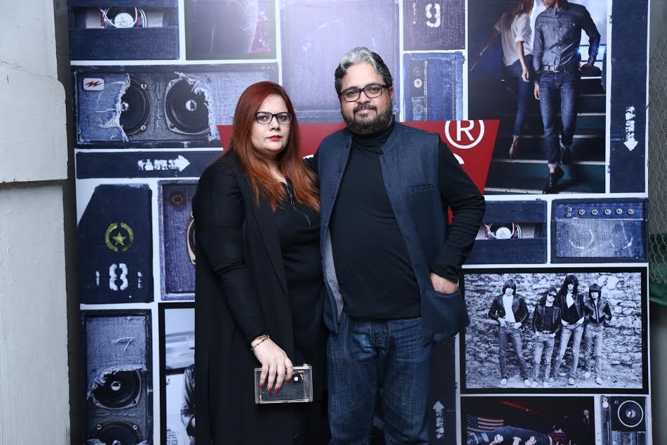 Zahra Hameed and Usman Jamil