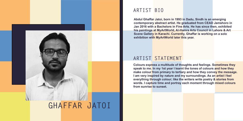 Ghaffar Jatoi