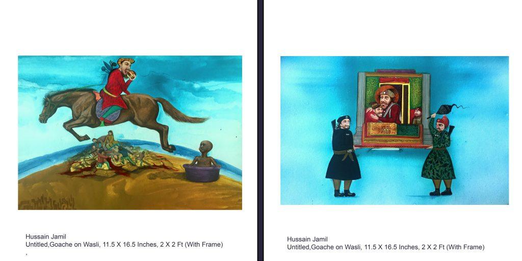 Hussain 2 X 2