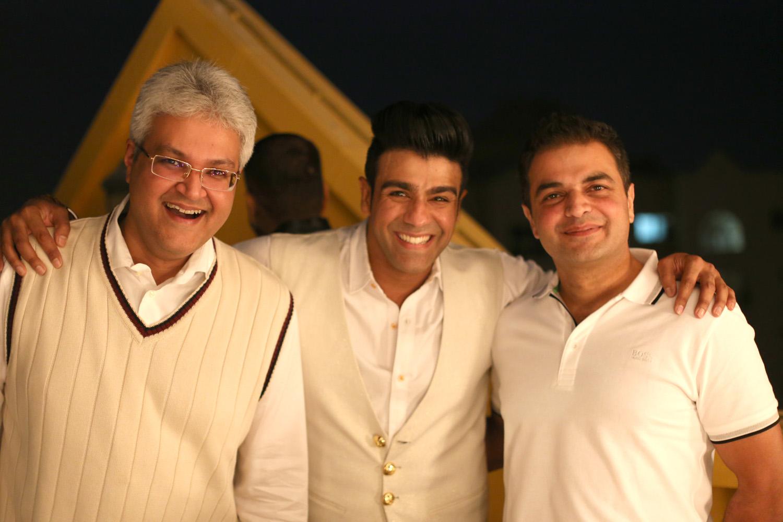 Irfan, Junii and Usman