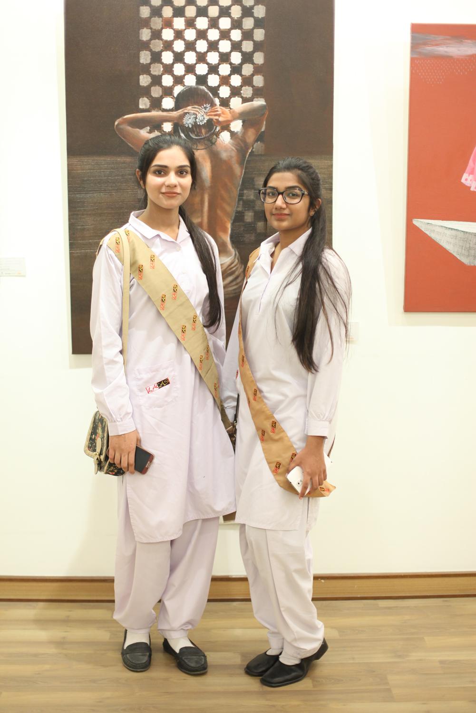 Khizra and Abeera
