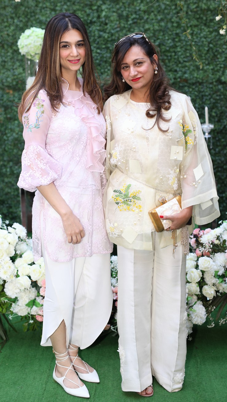 Khuban and Ayesha Haroon