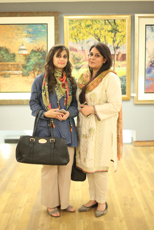 Rasti and Sana Ali