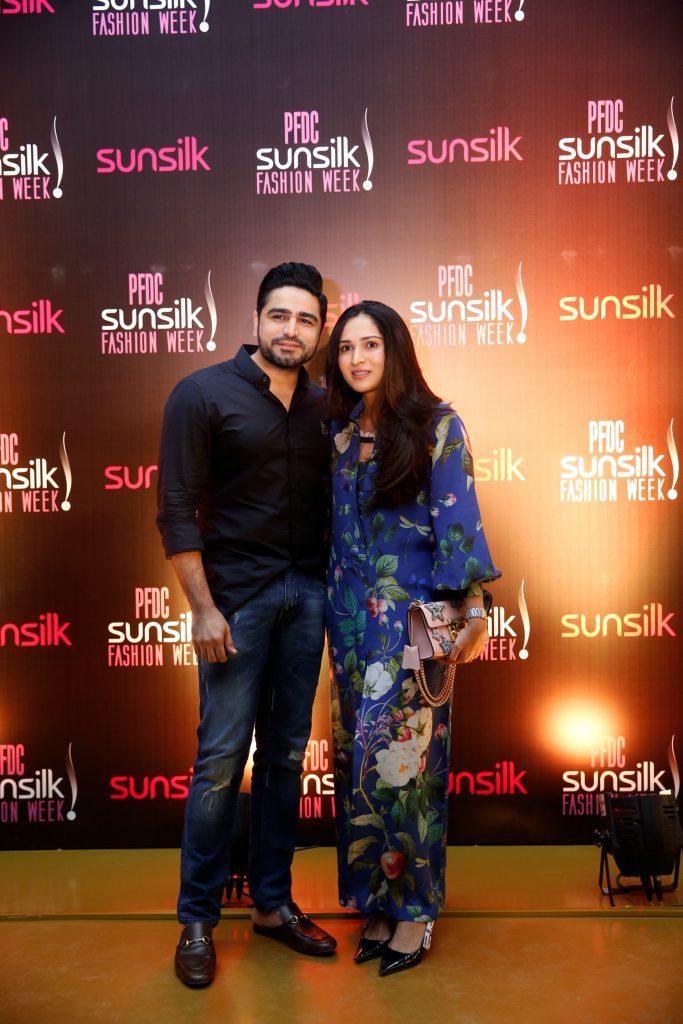 Umair Tabani and Sania Maskatiya