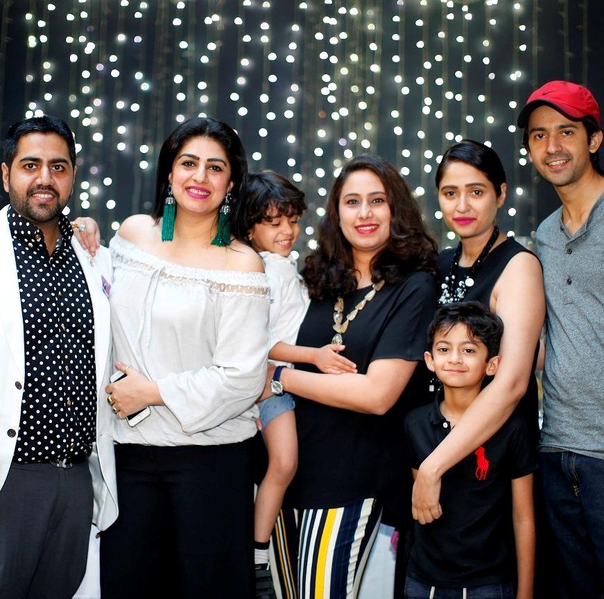 AK + Amna + Heraa + Maheen + Imran