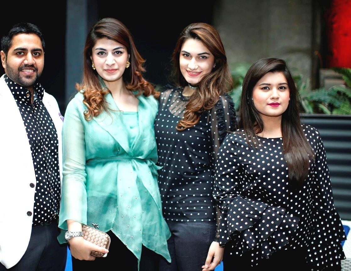 AK + Risha + Humna + Mehr