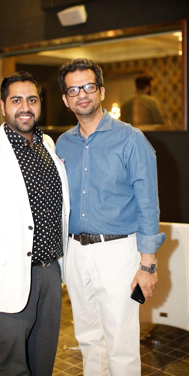 AK + Saad Ali
