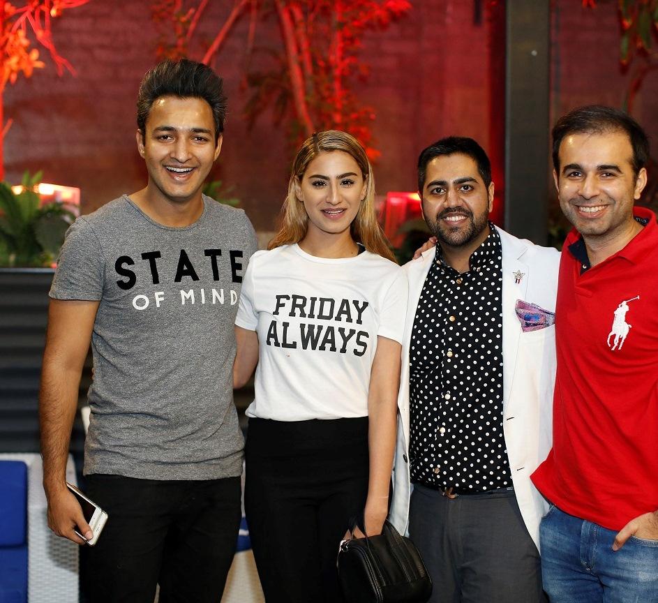 Amjad + Rehmat + AK + JB