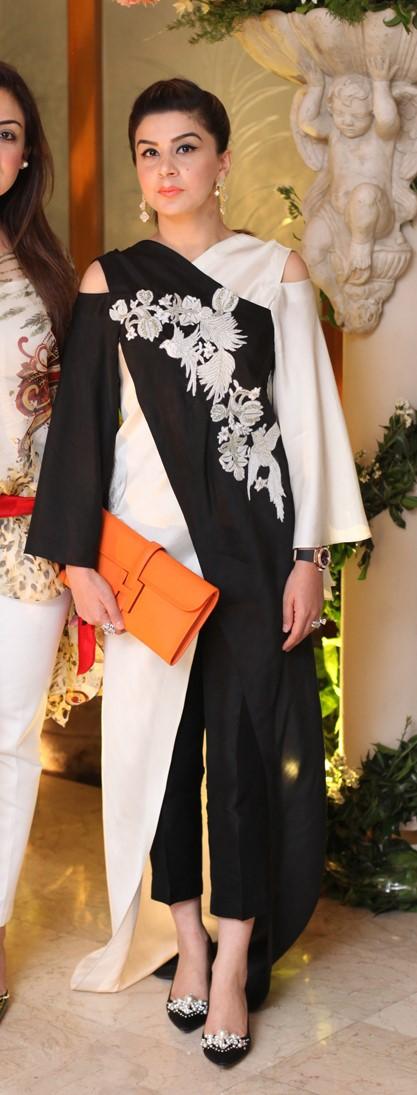 Ayesha Z Khan - right