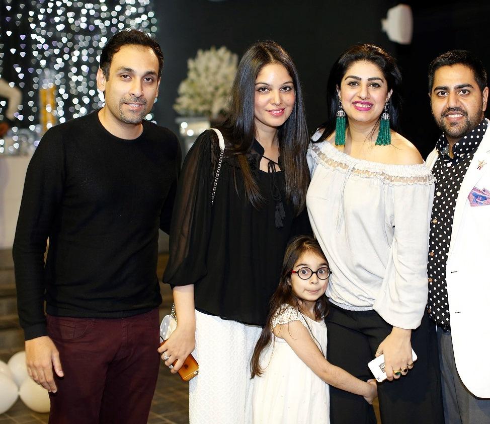 Faisal + Saira + Amna + AK