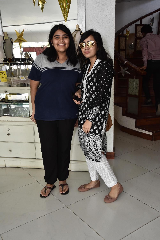 Adeen and Ammara